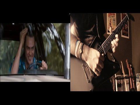 Ace Ventura Shikaka Guitar Cover/Jam
