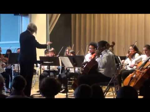 Handel, Concerto Grosso - Intermediate Orchestra, Settlement Music School