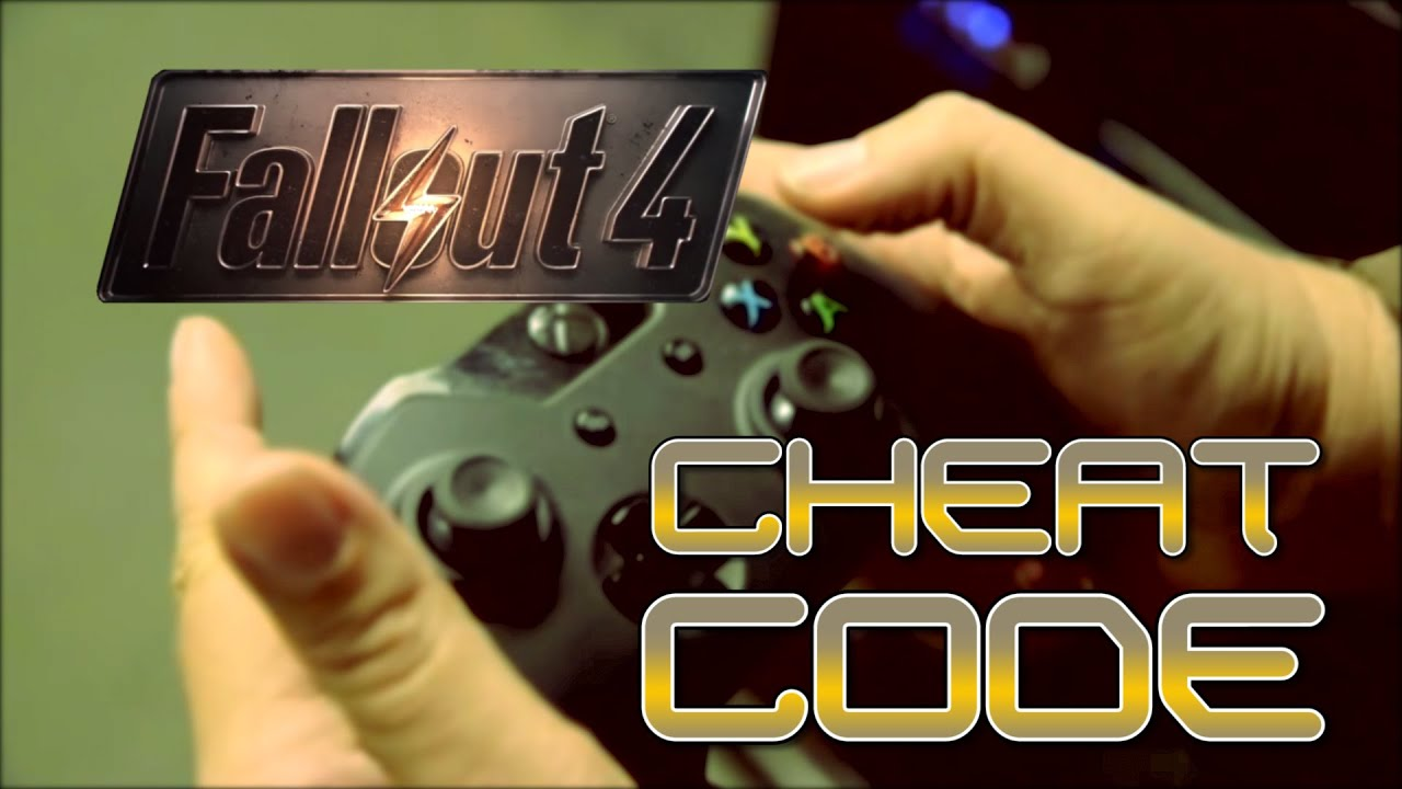 fallout 4 cheat code exclusive youtube