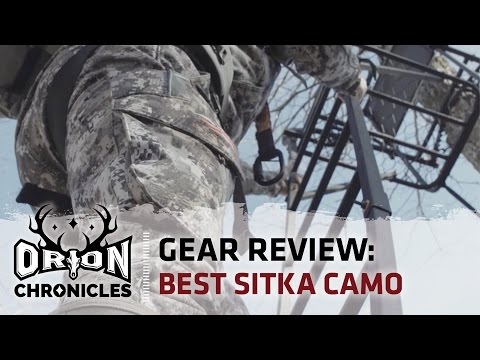 How to Choose a Camo Hunting System | Sitka Gear OPTIFADE Camo