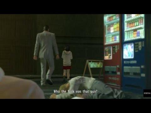 YAKUZA KIWAMI I love how mad this game is |