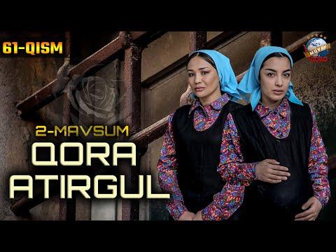Qora Atirgul (o'zbek Serial) 121-qism | Кора атиргул (узбек сериал) 121-кисм