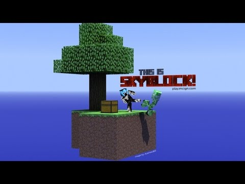 skyblock how to make a mob farm