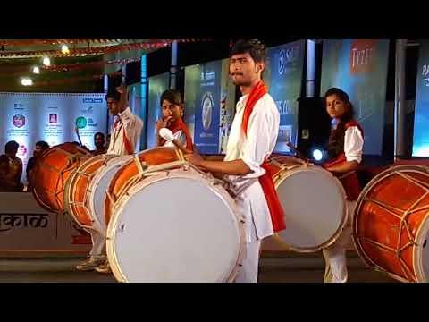 SAKAL Competition  2017 Sahyadri dhol pathak dighi
