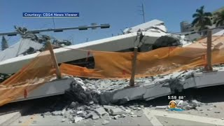Contractors Cited For Safety Violations In FIU Bridge Collapse