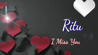Ritu Status Song Whatsapp