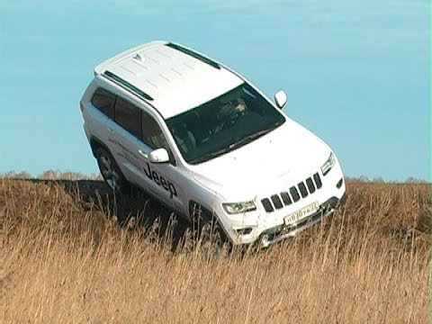 OFFROAD JEEP Grand Cherokee 2014 3.6 ??? 8??