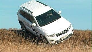 Offroad Jeep Grand Cherokee 2014 3.6 Акп 8ст