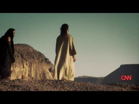 Finding Jesus.   Эпизод 2.  Искушение в пустыне.  Начало пути Иисуса Христа.