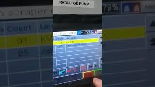 Kalvis 950 M-1 Ash Scraper Error