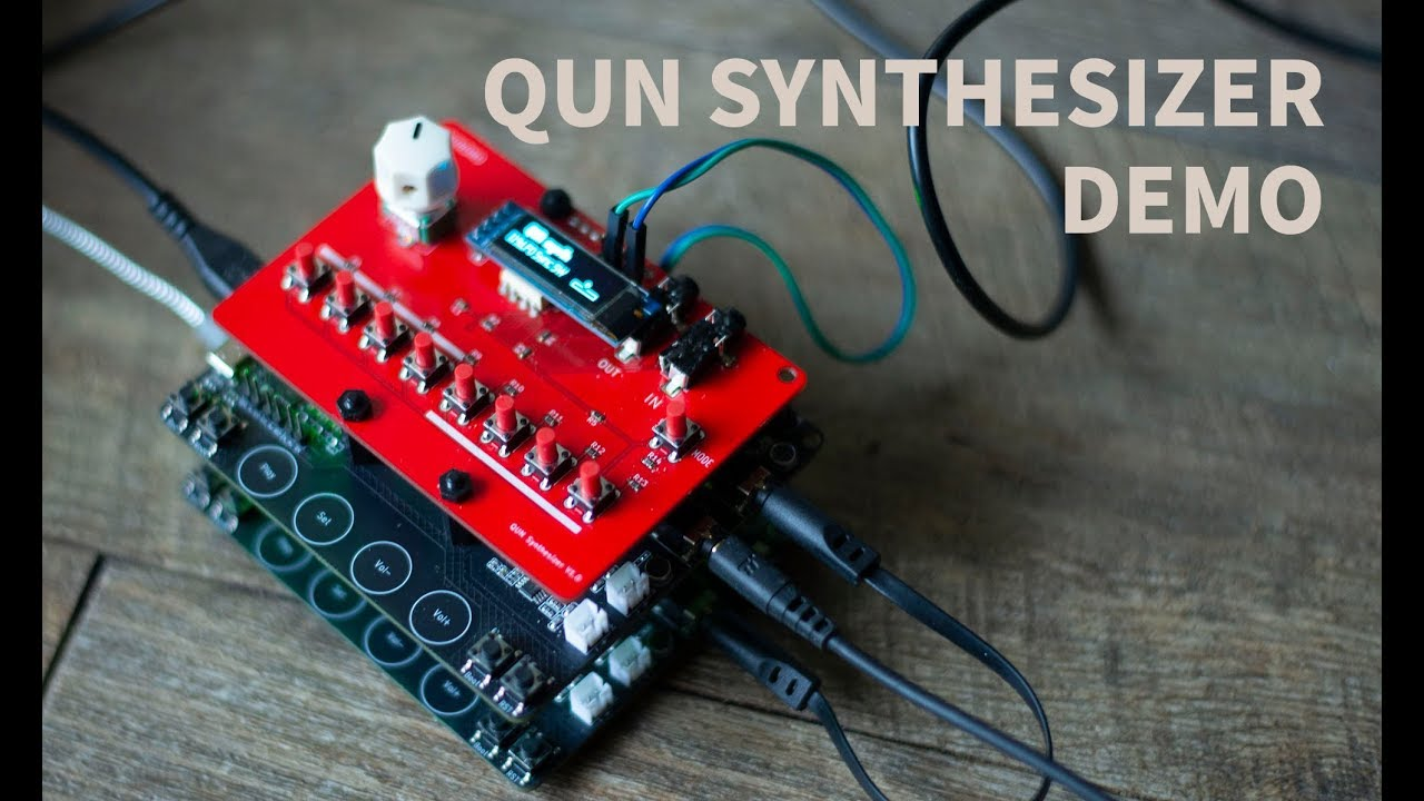 Download Qun Synthesizer demo