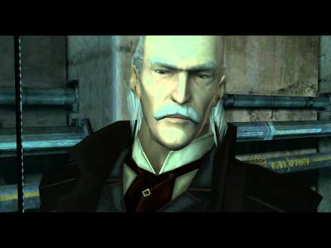 Metal Gear Solid The Twin Snakes - HD cutscenes part 05 - Meeting Ocelot and the Ninja
