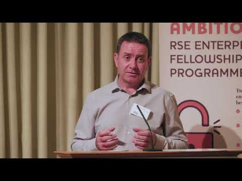 RSE Unlocking Ambition Enterprise Fellow David Phin Paragon Inspection Ltd