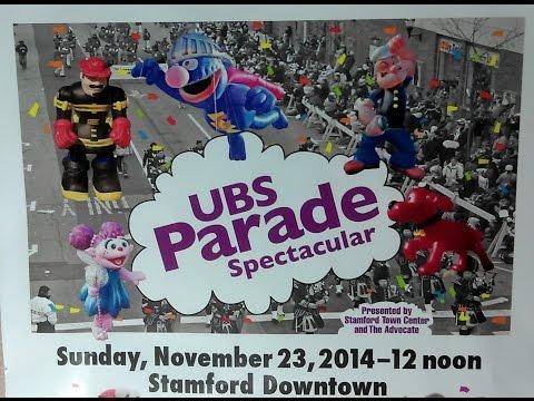 UBS Balloon Parade - Stamford