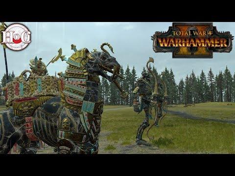 total war warhammer how to get krell