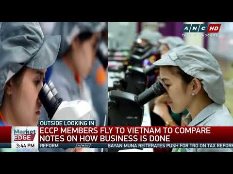 After Vietnam visit, European trade group chief still picks Philippines