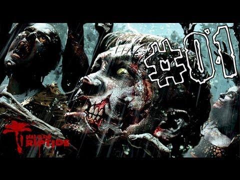 Zombiai soka kapueira WTF!!! (Dead Island Riptide)