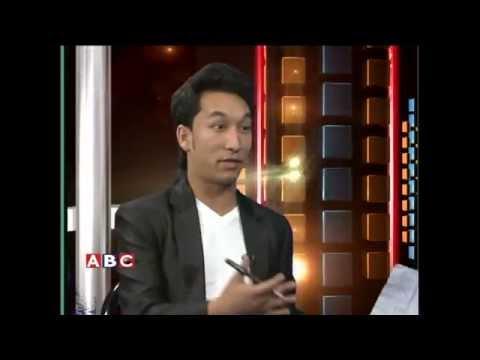 LIMELIGHT with Miss Nepal 2014 Subin Limbu by Sagar Pradhan ABC Television, Nepal