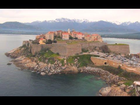 Calvi - Corse - Vue du Ciel Drone Expert