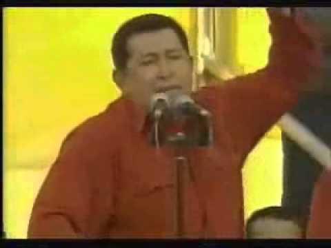 23 Ene 2005 Hugo Chávez En Caracas
