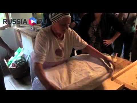 Хлеб с гречневой мукой