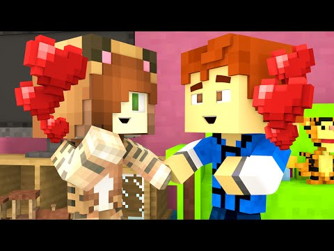 Minecraft Daycare - DATE GONE WRONG !?