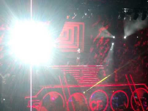 Chris Brown At Consol Energy Center FAME Tour- Entrance- Say It With Me 10/29/11