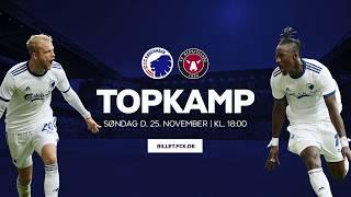 Topkamp i Telia Parken 25. november! Ses vi?