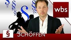 Jura Basics: Schöffen | Rechtsanwalt Christian Solmecke