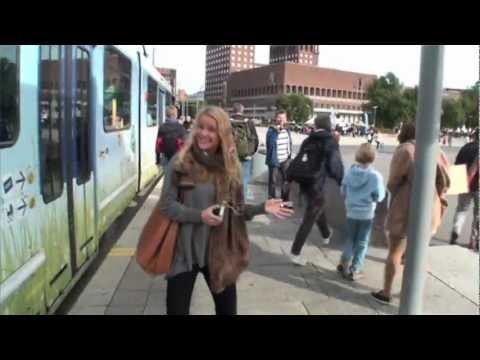 Grønn Hverdag Flash Mobs i Oslo