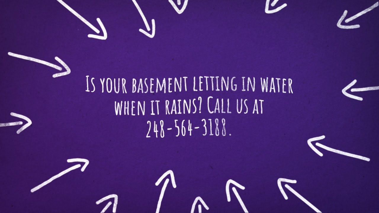 Holly Michigan Basement Waterproofing Specialists And Repair