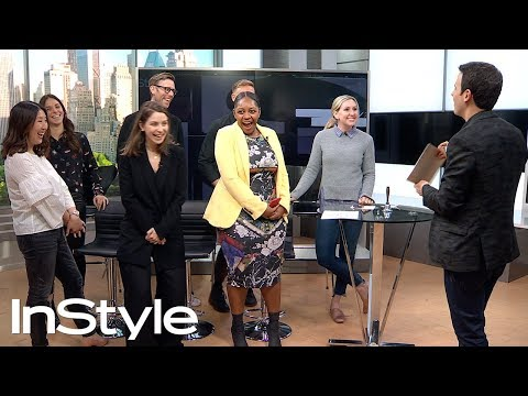 InStyle Staffers Get Their Minds Blown by Mentalist Oz Pearlman   InStyle