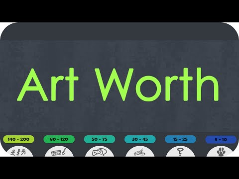 How Much is Your Art Worth? [Scribble Kibble]
