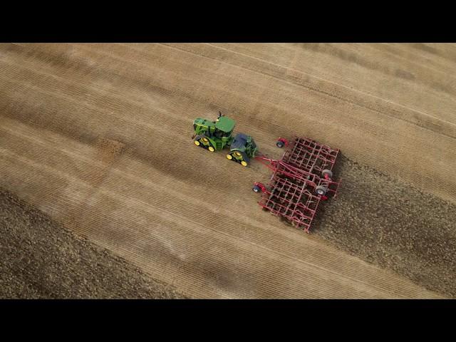 John Deere | S700 – Autoswap: den automatiserade tröskan