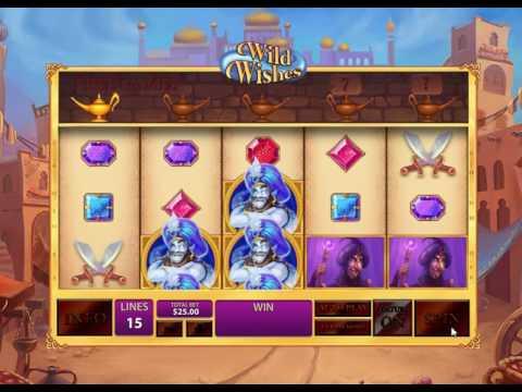 Обзор игрового автомата Wild Wishes (Playtech)