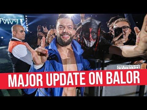 Major Update On Finn Balor's Status For TLC
