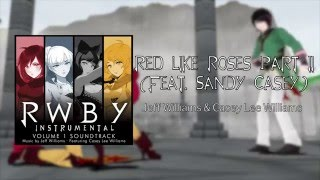 Repeat youtube video Red Like Roses Part II - Official Instrumental - RWBY