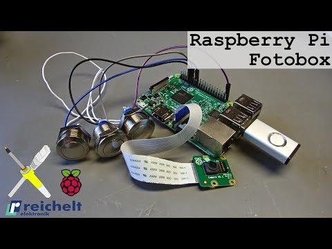 BitBastelei #251 - Raspberry Pi Fotobox selbst bauen (1/2)