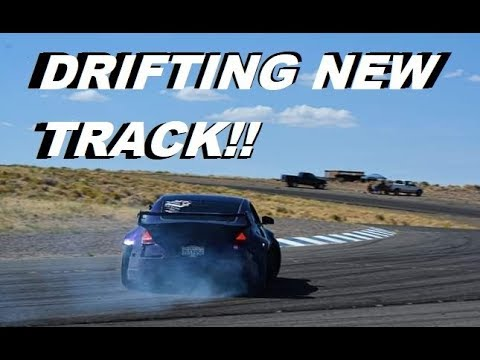 TRYING OUT A NEW TRACK! Fernley Speedway