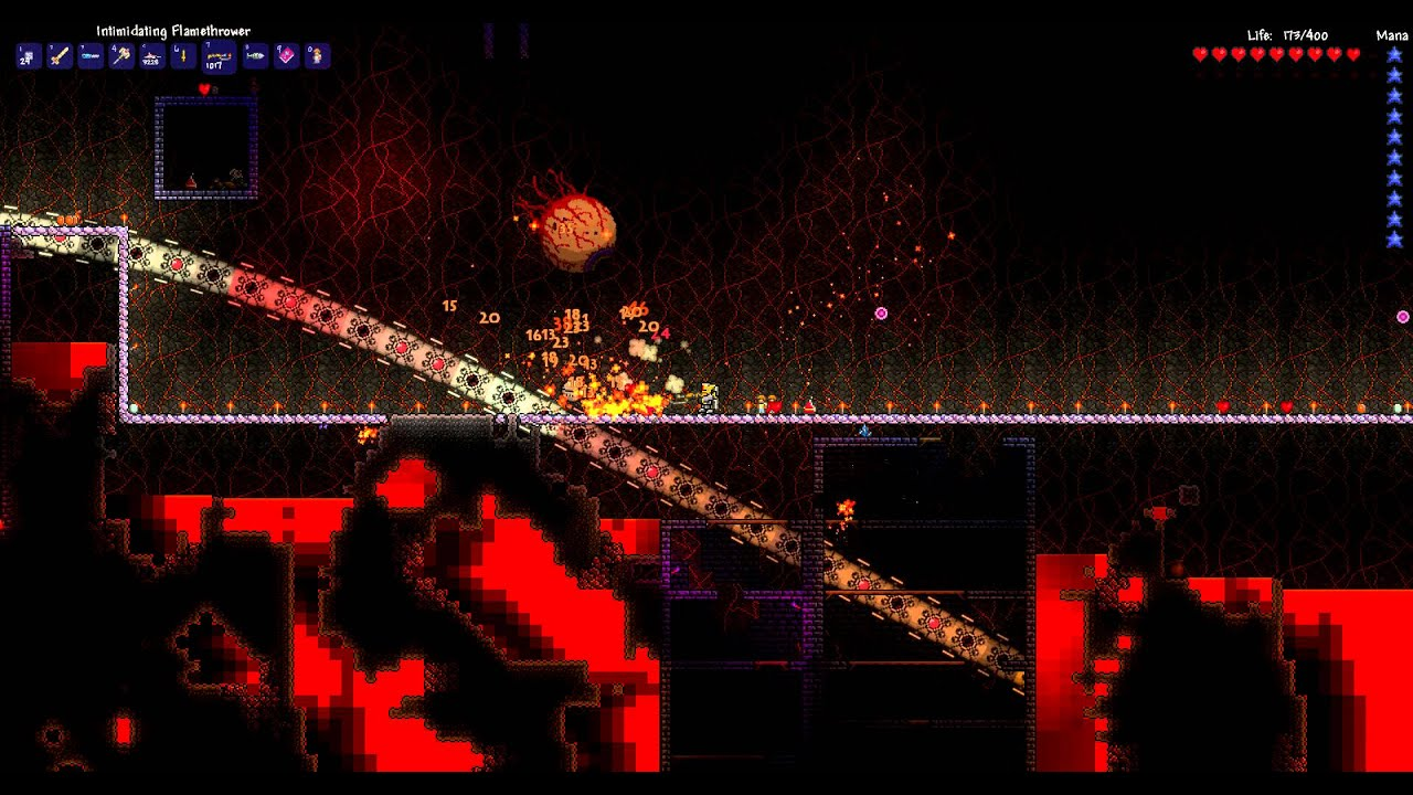 how to build the destroyer terraria