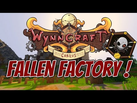 Wynncraft 1.16: Fallen Factory Full Dungeon Guide!