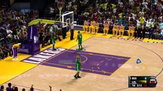 NBA 2K11 Demo - 1st Game