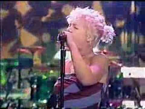 P!nk on the Rosie O'Donnel Show