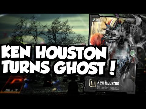 Madden 18 Ultimate Team :: Ken Houston Turns Into a Ghost :: Madden 18 Ultimate Team