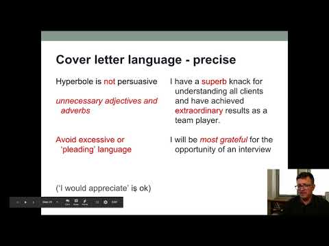 BYC online seminar   writing job applications   part 2   cover letter language default