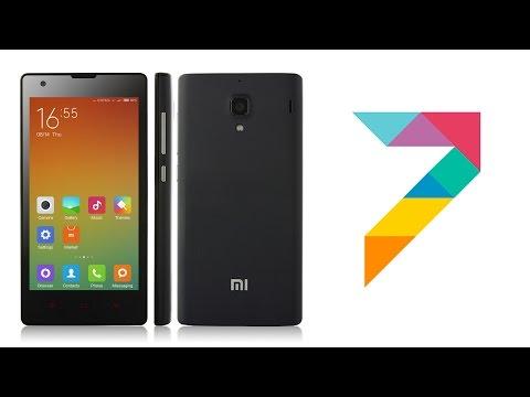 Cómo instalar MIUI 7 español en Xiaomi RedMi 1S