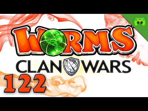 WORMS CLAN WARS # 122 - Mad Wurm «» Let's Play Worms Clan Wars | Full HD
