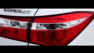 Тест - драйв Toyota Corolla 2014 E160 - E180 NEW (Тойота Королла)