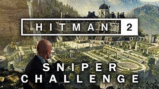 HITMAN 2 Sniper Assassin Early Gameplay Walkthrough Part#1-AGENT 47 IS BACK l Pre Order Gameplay