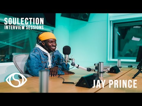 Jay Prince joins Soulection Radio to talk New Project, Tour and more!